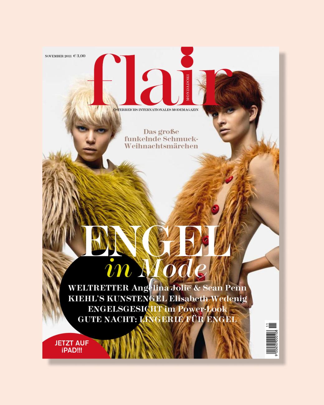 flair — Österreichs internationales Modemagazin