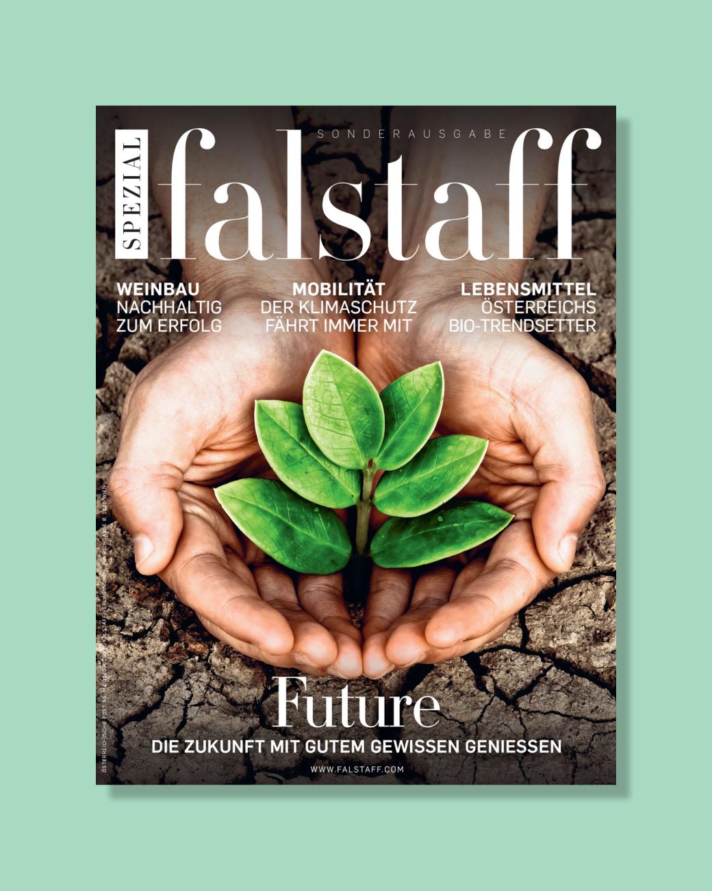 FALLSTAFF — Weinbau, Mobilität, Lebensmittel