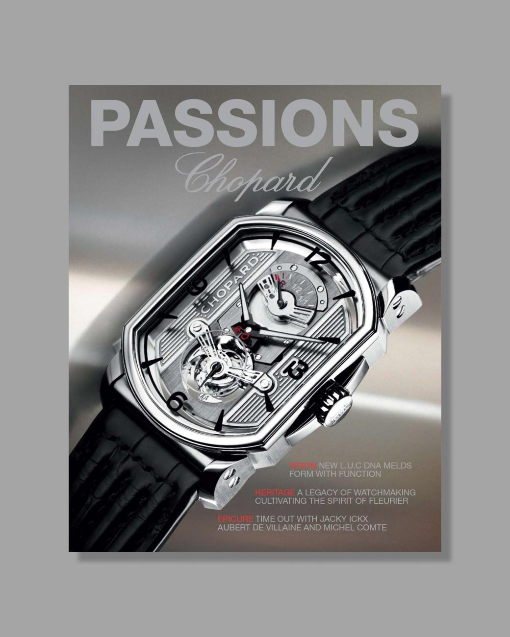 Chopard — Passions